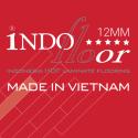 Indo-or Laminate flooring 12mm