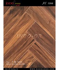 Sàn gỗ ghép xương cá XC1266