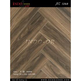 Sàn gỗ ghép xương cá XC1268