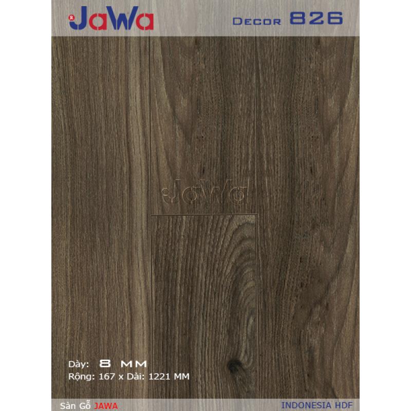 Jawa Laminate Flooring 826