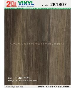 2K Vinyl Flooring K1807
