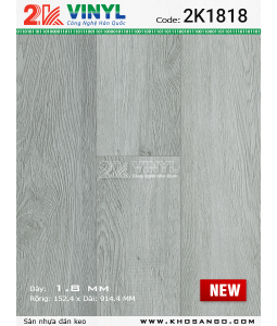 2K Vinyl Flooring K1818