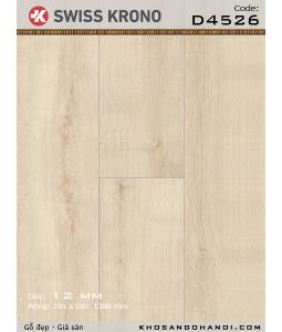 Sàn gỗ SwissKrono D4526