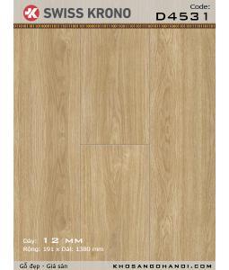Sàn gỗ SwissKrono D4531