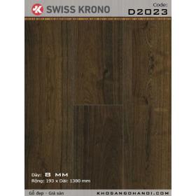 Sàn gỗ SwissKrono D2023
