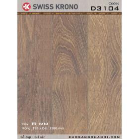 Sàn gỗ SwissKrono D3104