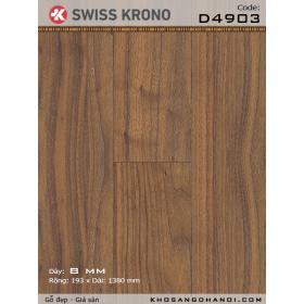 Sàn gỗ SwissKrono D4903