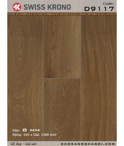 Sàn gỗ swissKrono D9117