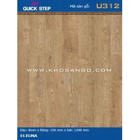 Sàn gỗ Quickstep U312