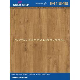 Sàn gỗ Quickstep IM1848