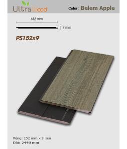 Sàn gỗ UltrAwood PS152x9 Belem Apple