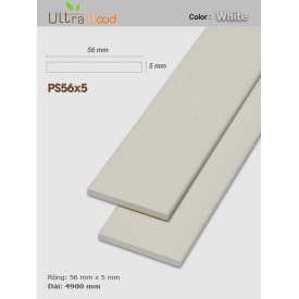 Ultra AWood PS56x5 White