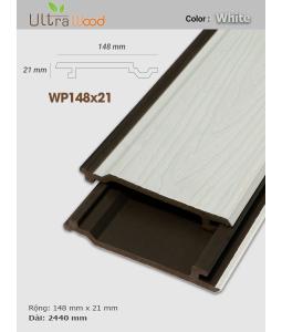 Ultra AWood WP148x21 White