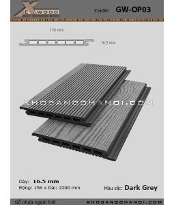 Sàn gỗ Exwood GW-OP3-Wood