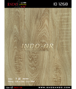 INDO-OR ID1268