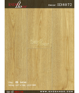 Sàn gỗ INDO-OR ID8072