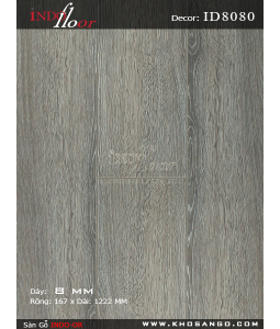 Sàn gỗ INDO-OR ID8080