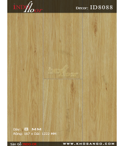 Sàn gỗ INDO-OR ID8088