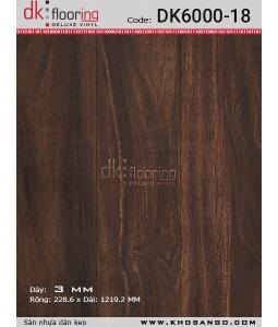 Sàn nhựa dán keo DK6000-18