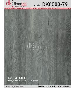 Sàn nhựa dán keo DK6000-79
