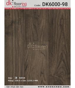Sàn nhựa dán keo DK6000-98