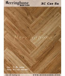Sàn gỗ  Cao Xu xương cá