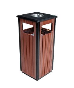 Thùng rác ngoài trời TR01-DG