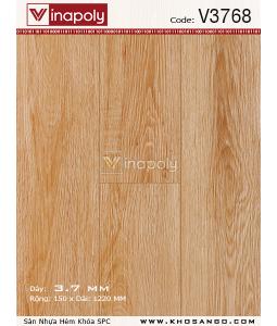 Vinapoly Spc vinyl flooring V3768