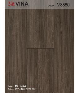 3K VINA Laminate Flooring V8880