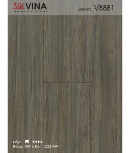 3K VINA Laminate Flooring V8881