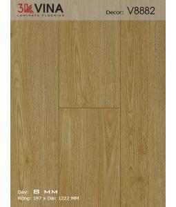 3K VINA Laminate Flooring V8882