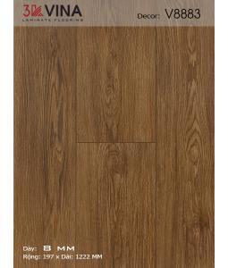 3K VINA Laminate Flooring V8883