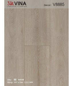 3K VINA Laminate Flooring V8885