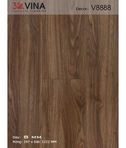 3K VINA Laminate Flooring V8888