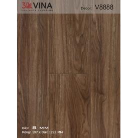 Sàn gỗ Công nghiệp 3K VINA V8888