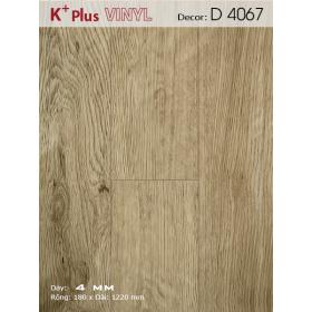Sàn nhựa K+ Vinyl D4067