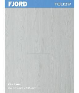 Fjord Vinyl Flooring F8039