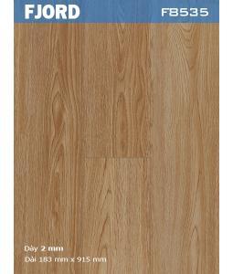 Fjord Vinyl Flooring F8535