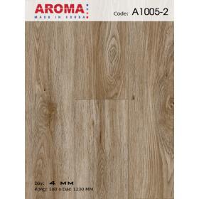 Sàn nhựa hèm khoá Aroma A1005-2