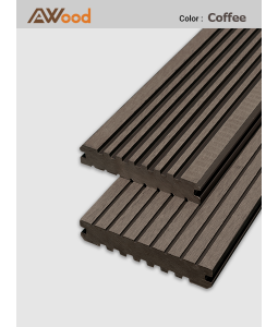 Sàn gỗ AWood SD143x25 Coffee
