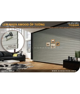 Awood wooden wall 702GR