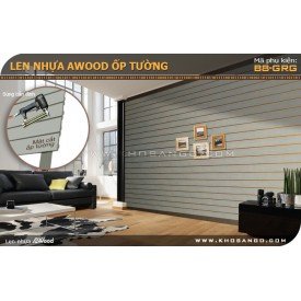 Awood wooden wall B8-GRG