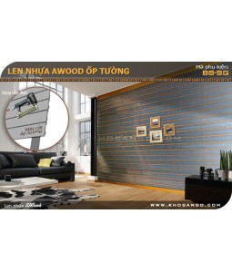 Gỗ ốp tường Awood B8-SG