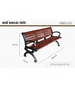 Outdoor chair GB02-DG