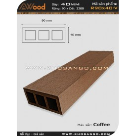 Thanh đà Awood R90x40-V