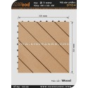Vĩ gỗ lót sàn Awood DT04_vân gỗ