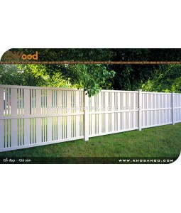 Hàng rào, cổng K28