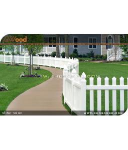 Hàng rào, cổng K30