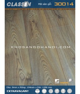 Sàn gỗ Classen 30014