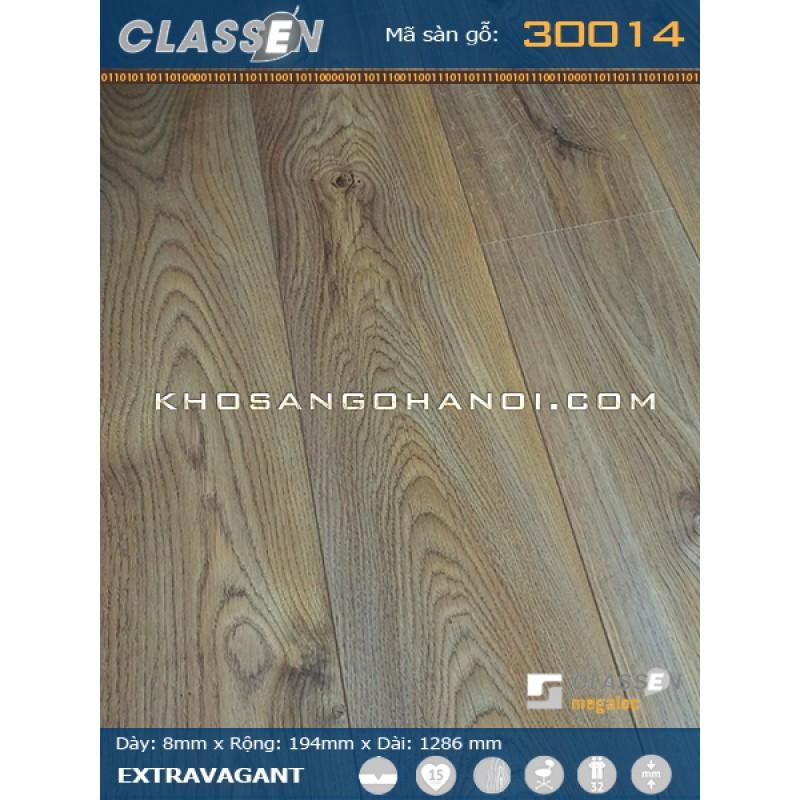 Classen Flooring 30014